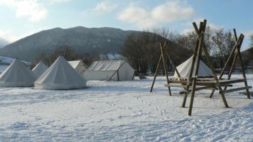 Spécialiste en camp d'hiver